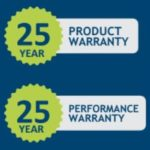 25 Year product and performance warranty